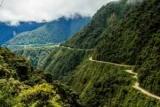 Дорога Смерти в Боливии. Камино-Лос-Юнгас.