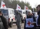 Красный Крест отправил жителям временно оккупированных территорий Донбасса, гуманитарная помощь